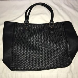 Deux Lux Faux Leather Tote